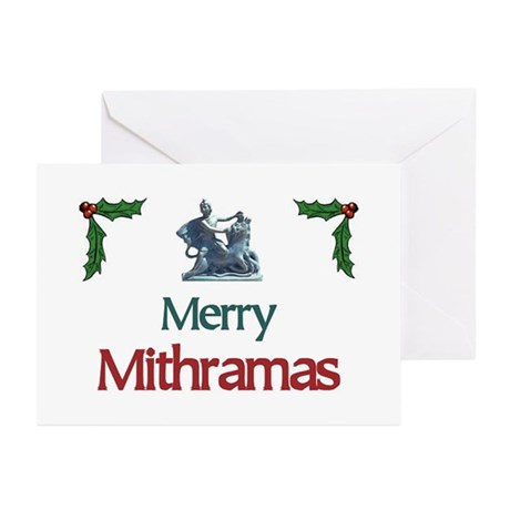 Merry Mithramas - Greeting Cards (Pk of 10)