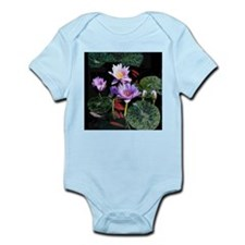 Water Lilies infant creeper