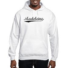 Vintage Madeleine (Black) Hoodie