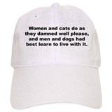 Cool Holbrook quotation Baseball Cap