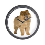 Chow Picture - Wall Clock