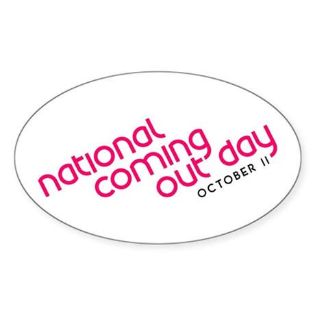 NCOD Ascent Oval Sticker (50 pk)