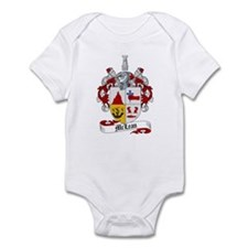 McLean Family Crest Infant Bodysuit