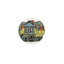 Unique New house Mini Button (10 pack)