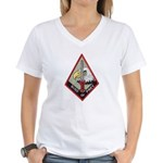 Bird of Prey Women's V-Neck T-Shirt