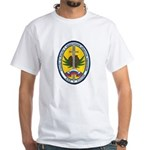 Russian DEA White T-Shirt