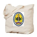 Russian DEA Tote Bag