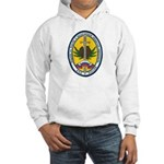 Russian DEA Hooded Sweatshirt