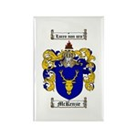 McKenzie Family Crest Rectangle Magnet (10 pack)