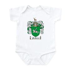 McGuire Family Crest Infant Bodysuit