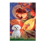 Mandolin Angel / Maltese Postcards (Package of 8)