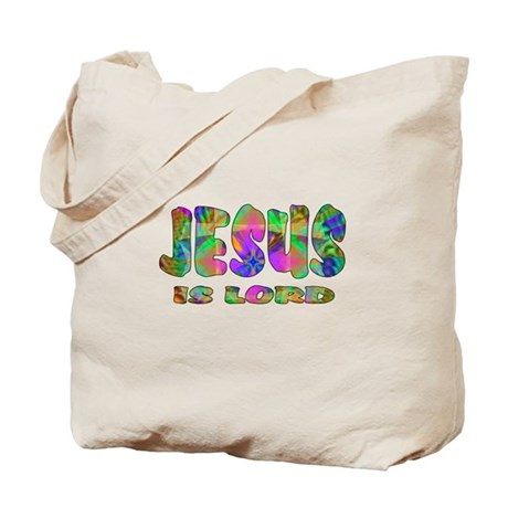 Jesus is Lord Tote Bag