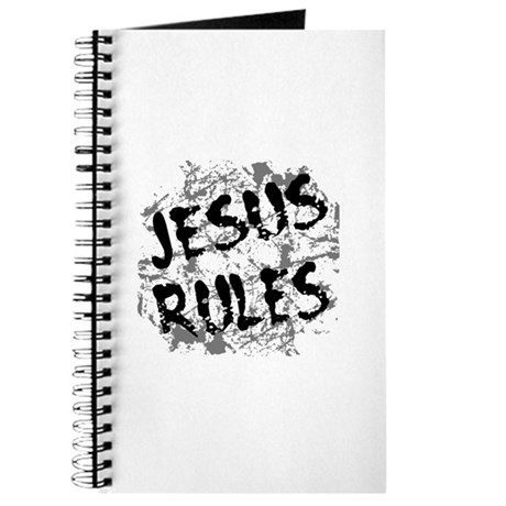 Jesus Rules Journal