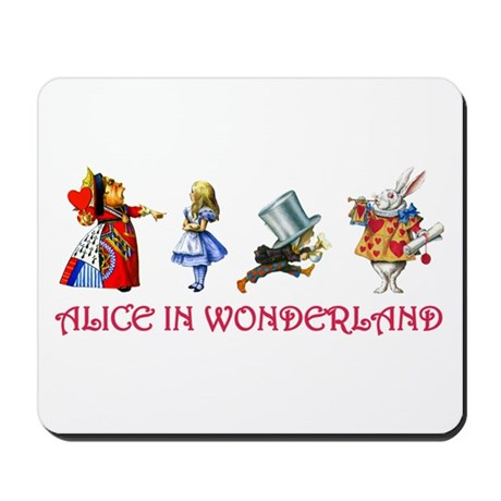 WONDERLAND Mousepad