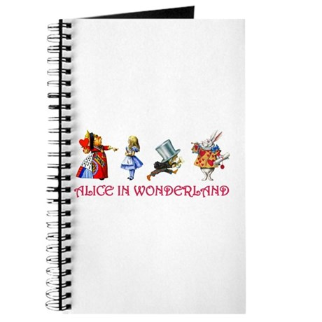 WONDERLAND Journal