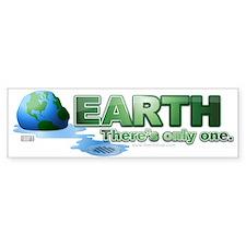 Earth Melt Bumper Sticker (50 pk)