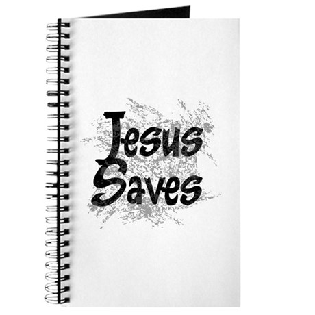 Jesus Saves Journal