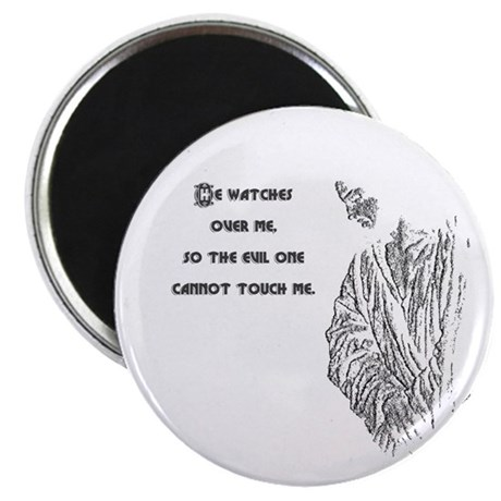 "Watching Over Me 2.25"" Magnet (100 pack)"