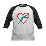 Heart Flying Dino Tee