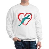 Heart Flying Dino Jumper