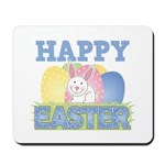 Cute Happy Easter Design Mousepad
