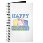 Cute Happy Easter Design Journal