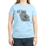 Jet Air Force Aunt T-Shirt