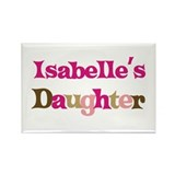 Isabelle's Daughter Rectangle Magnet