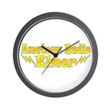 Amateur Radio Elmer Wall Clock