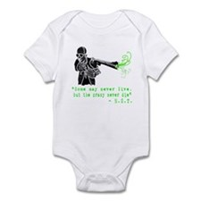 HST Quote Infant Bodysuit