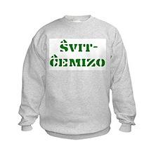 Esperanto Labels Sweatshirt
