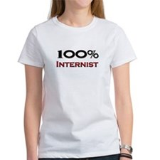 100 Percent Internist Tee