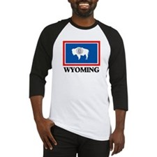 Wyoming Baseball Jersey