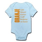 DUTCH LEGENDS Infant Bodysuit