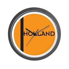HOLLAND Wall Clock