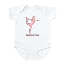 Dancers Pose Infant Bodysuit