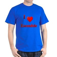 I Love Escondido #21 T-Shirt