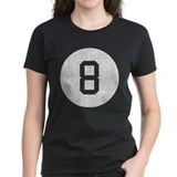 Vintage 8 Ball Tee