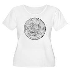 2008 Arizona State Quarter T-Shirt