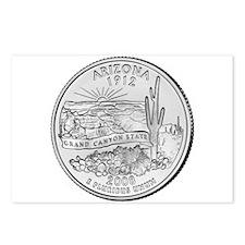 2008 Arizona Quarter Postcards (Package of 8)