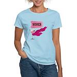 Winner Ticket (1) Women's Light T-Shirt