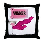 Winner Ticket (1) Throw Pillow