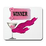 Winner Ticket (1) Mousepad