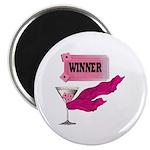 Winner Ticket (1) Magnet