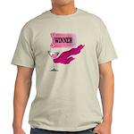 Winner Ticket (1) Light T-Shirt