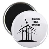 Catch the Wind Magnet
