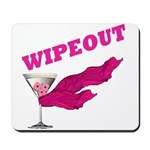 Wipeout Dice Game Mousepad