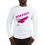 Wipeout Dice Game Long Sleeve T-Shirt