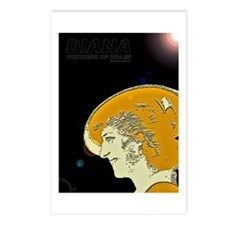 Diana (2) Postcards (Package of 8)