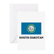 South Dakotan Greeting Cards (Pk of 10)